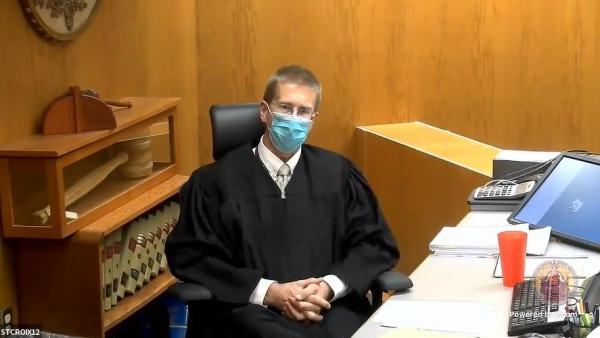 Judge Michael Waterman