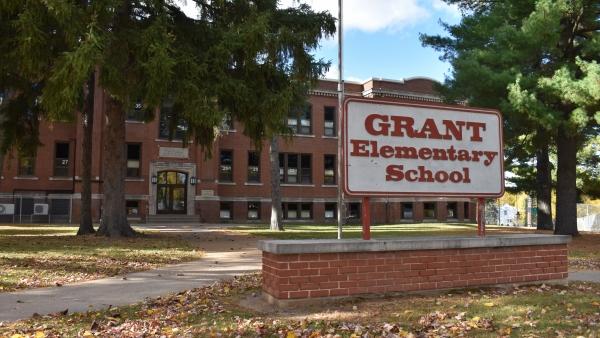Grant Elementary School in Wausau