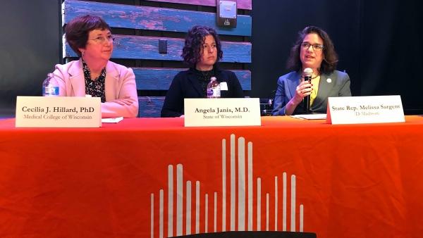 Panelists discuss medical marijuana