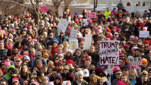 Milwaukee Women's March