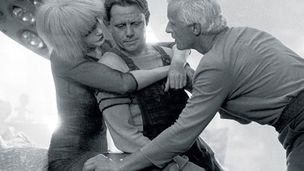 Screen Image from Blade Runner