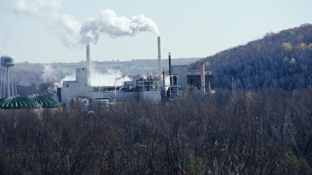 Brokaw paper mill
