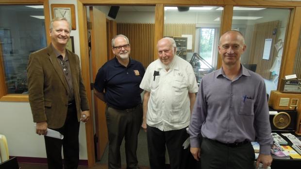 Dean Kallenbach, Dan Schillinger, Dave Gordon and Gary Johnson