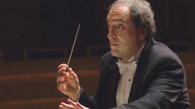 Conductor John DeMain