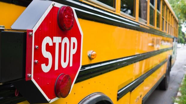 School bus file photo.