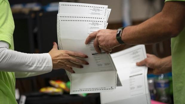 voting, absentee ballots, early ballots, Kenosha