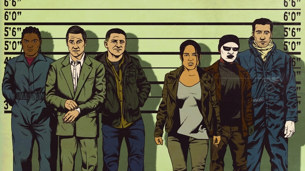 Illustration from Shea Serrano's book Movies And other things