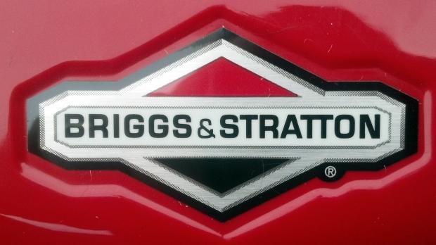 A Briggs & Stratton logo
