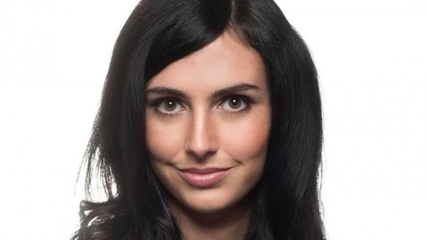 Author Jennifer Wright.