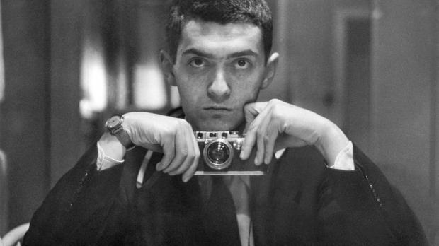 Filmmaker Stanley Kubrick