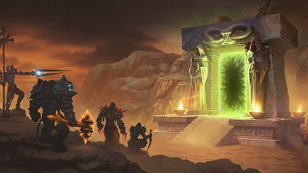 Image from World of Warcraft video game