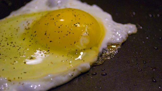 fried egg eggs