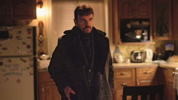 "Billy Bob Thornton as Lorne Malvo in Season 1 of ""Fargo"""