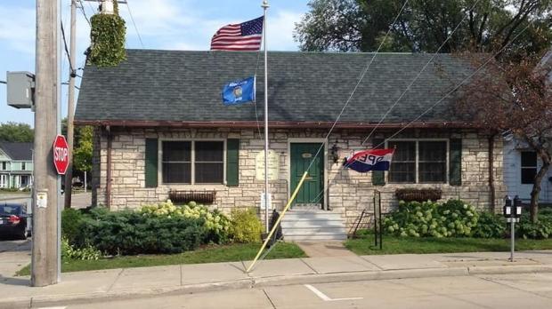 Appleton Historical Society building