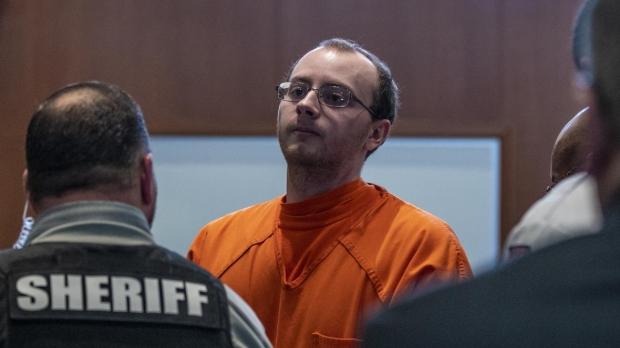 Jake Patterson During Sentencing