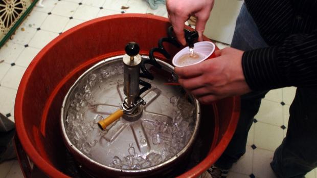 beer party keg