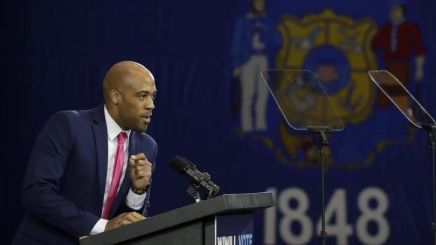 Lt. Gov-elect Mandela Barnes