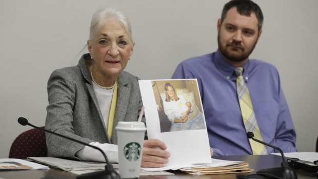 Plaintiffs in a fertility fraud case