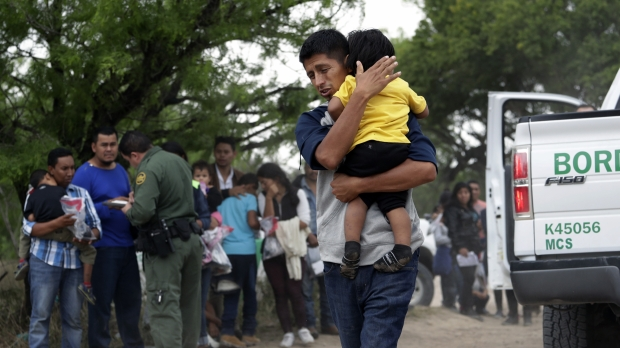 immigration climate change children family separation border