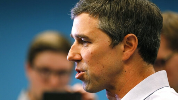 presidential candidate Beto O'Rourke