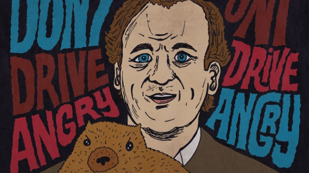 """""""Groundhog Day"""" drawing inspired by film"""