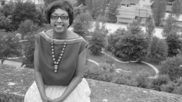 Josephine Baker in France June 26th, 1961