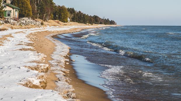 Photo Of Lake Michigan