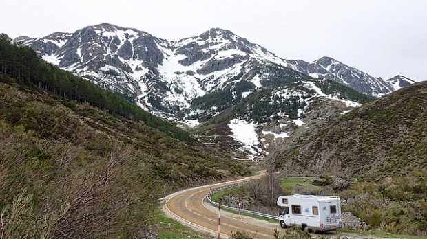 RV, motorhome, camper. travel, road trip