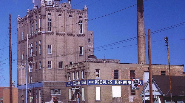 People's Brewing Company facility