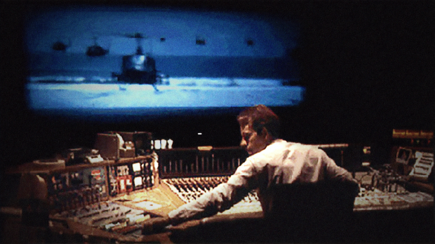 "Walter Murch mixing sound for ""Apocalypse Now"" (from the documentary, ""Making Waves"""