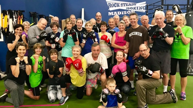 parkinsons boxing