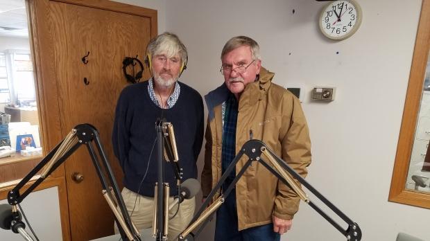 Joe Knight and Dave Carlson