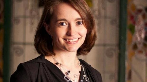 Photo of trumpeter Jessica Jensen