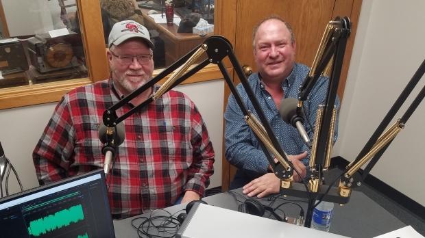 Mark Hagedorn and Joe Bragger