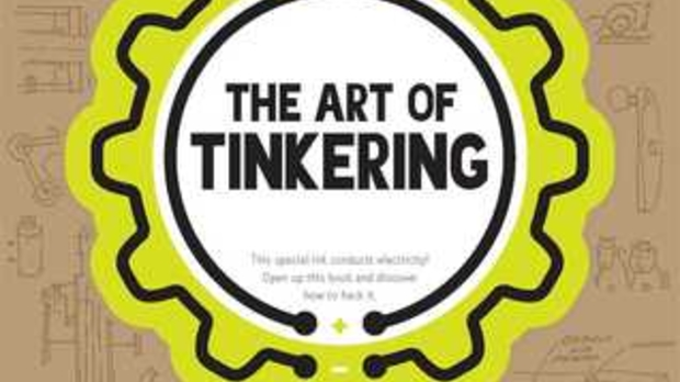 Book: The Art of Tinkering