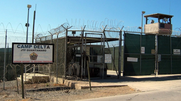 Camp Delta at Guantanamo Bay