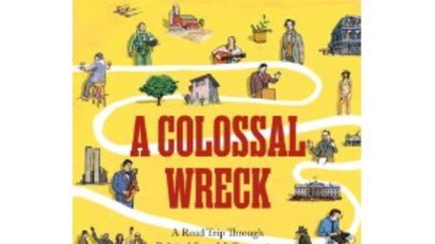 Colossal Wreck book cover