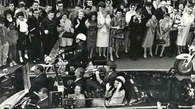 JFK in Dallas