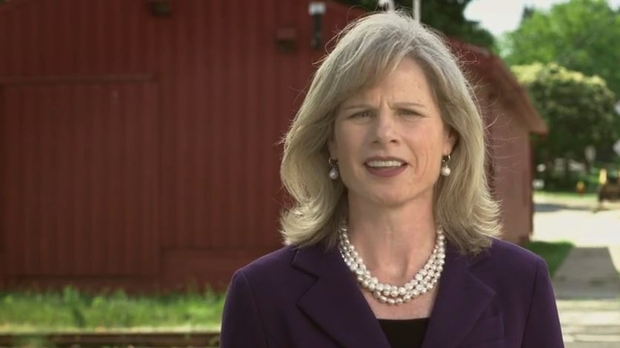 "Mary Burke's ""Working for You"" ad"