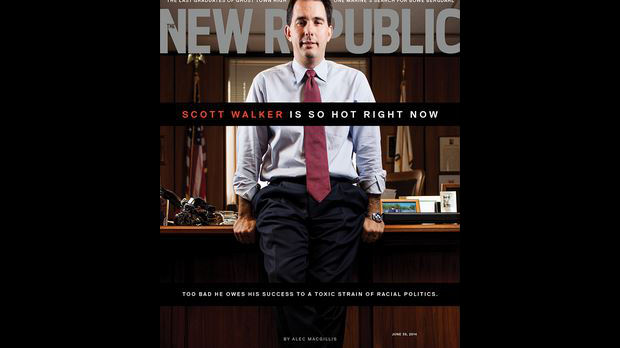 Current issue of The New Republic