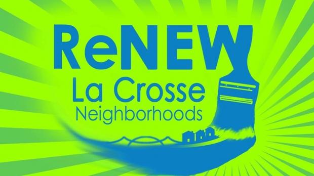 ReNEW La Crosse logo