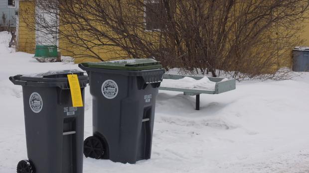 Trash Carts