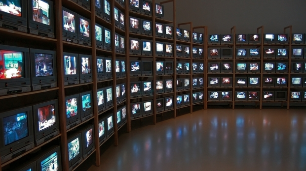 Lots of televisions