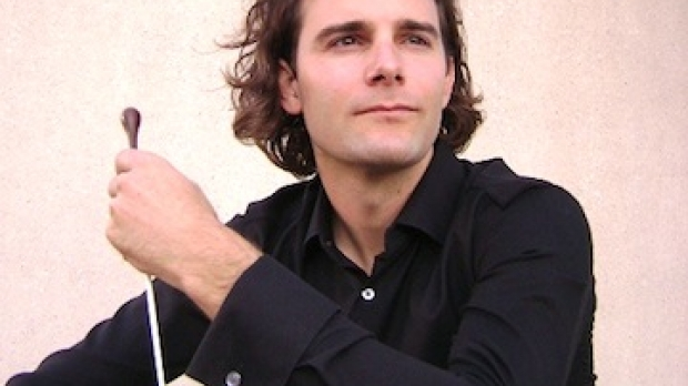 conductor Kyle Knox