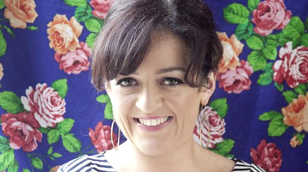 Comedian Maeve Higgins