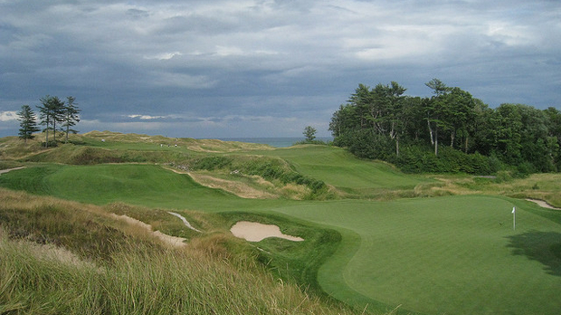 golf wisconsin whistling straits