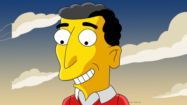 Mike Reiss Simpsons-ized