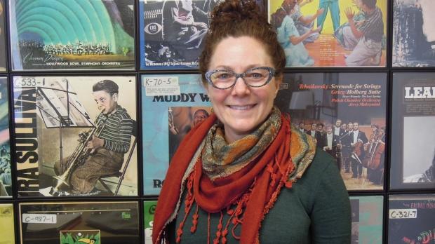 Adrienne Sweeney