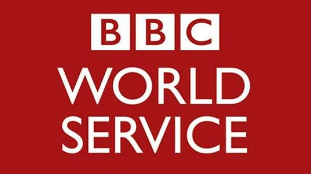Logo for BBC World Service