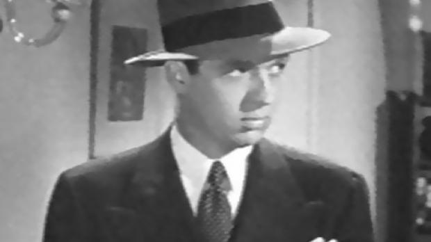 Photo of Bob Bailey, star of radio program Yours Truly, Johnny Dollar